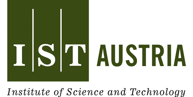Logo of the IST Austria